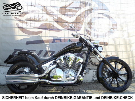 Honda VT 1300 CX Fury ABS bei deinbike.at in