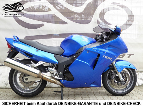 Honda CBR 1100 XX Super Blackbird bei deinbike.at in