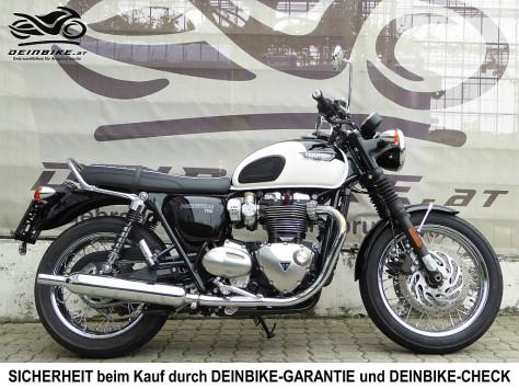 Triumph Bonneville T120 ABS bei deinbike.at in
