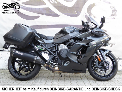 Kawasaki Ninja H2-SX ABS bei deinbike.at in