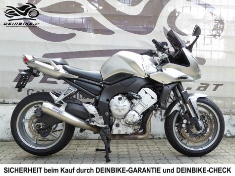 Yamaha FZ1 Fazer ABS bei deinbike.at in