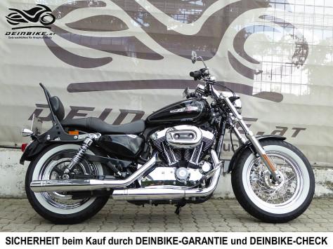 Harley Davidson Sportster XL 1200C Custom bei deinbike.at in