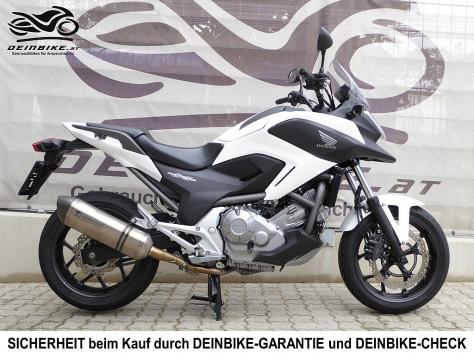 Honda NC 700 X ABS bei deinbike.at in
