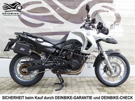 BMW F 650 GS ABS bei deinbike.at in
