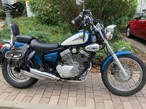 Yamaha XV 125 Virago bei deinbike.at in