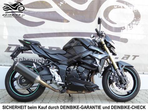 Suzuki GSR 750 ABS bei deinbike.at in